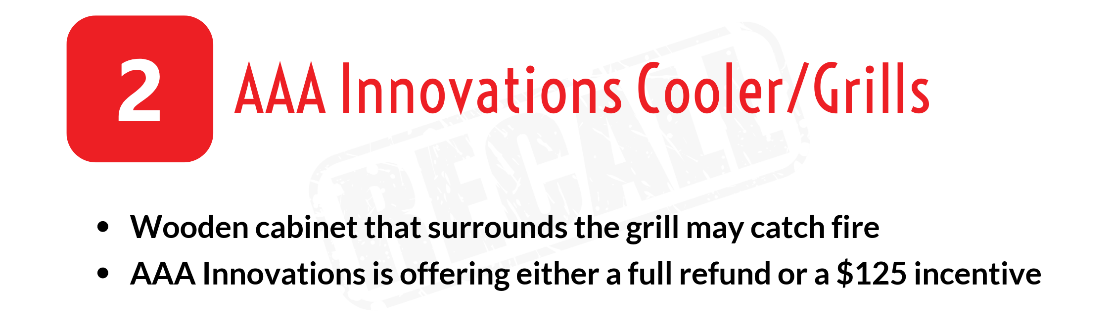 AAA Innovations Cooler Grills