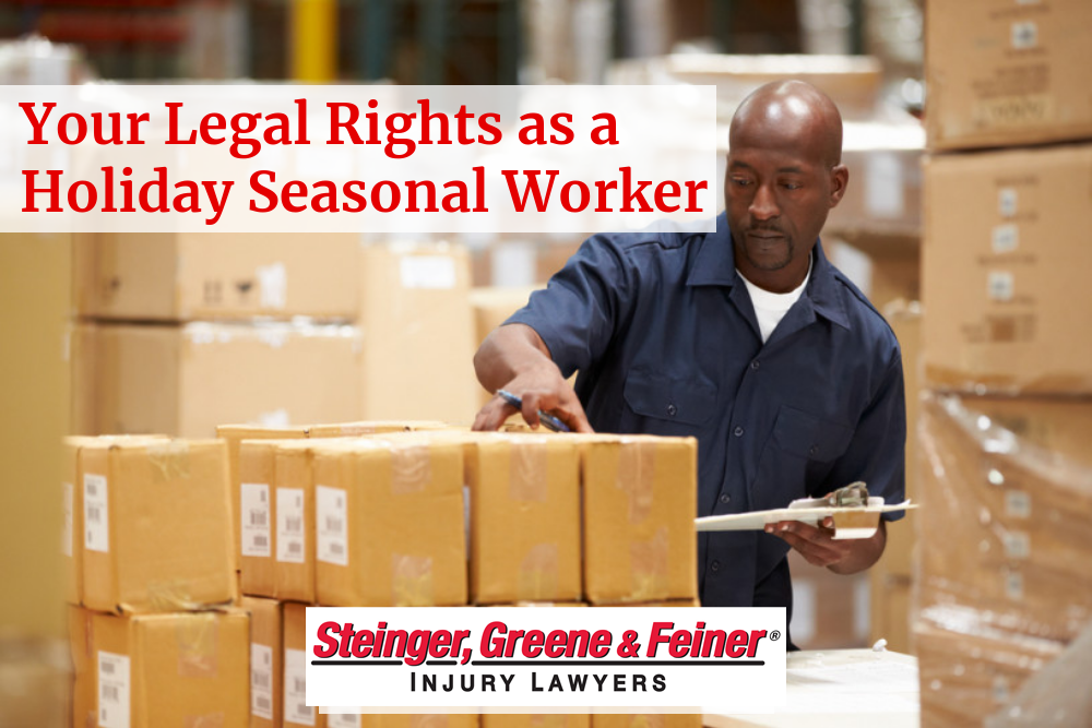 Your Legal Rights as a Holiday Seasonal Worker
